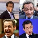 Les grimaces de Sarkozy
