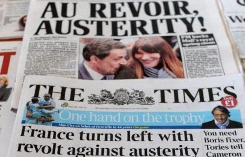 Au revoir Austerity