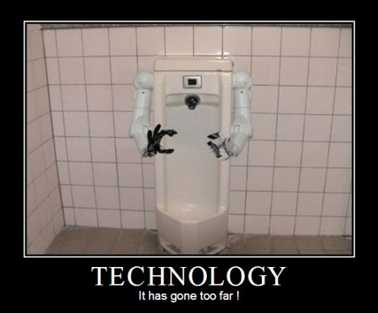 technnology, it has gone too far !