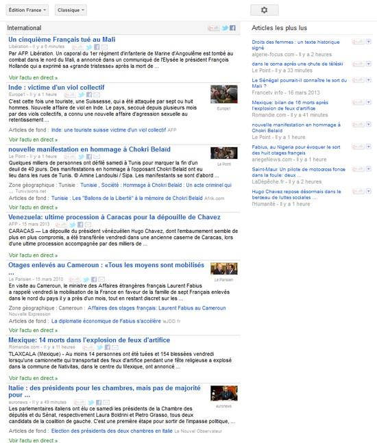 gnews - international
