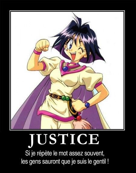justice !