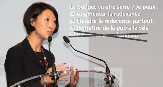 pellerin et le budget serré