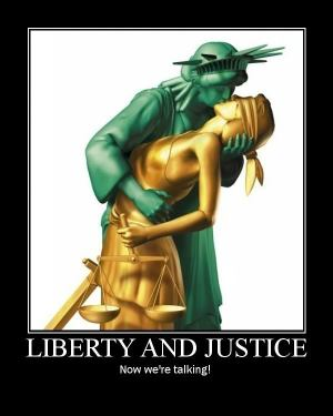 liberty and justice