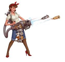 catling gun - pistochats