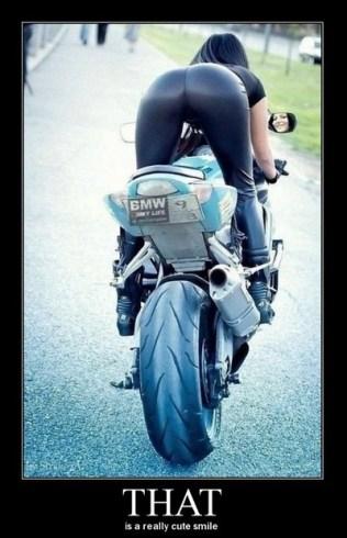 moto - really cute smile