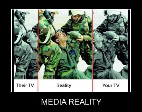 journalism and media reality