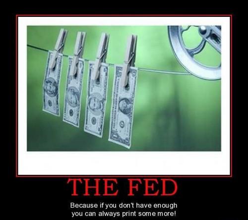 the fed demotivator