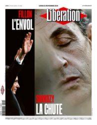 liberation-une-fillon-sarkozy