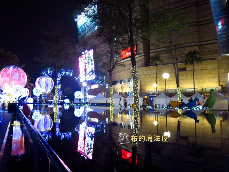 #布的魔法屋– (#kaohsiungbravo)(photo in #統一時代百貨 #夢時代購物中心 #isharing #聖誕踩點 #ig踩點 #夢時代 #DreamMall ...