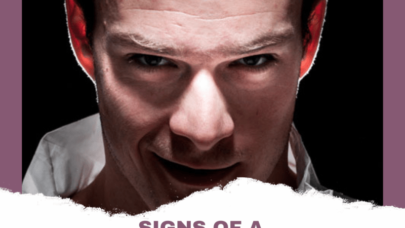 Signs of a Psychopathic Personality