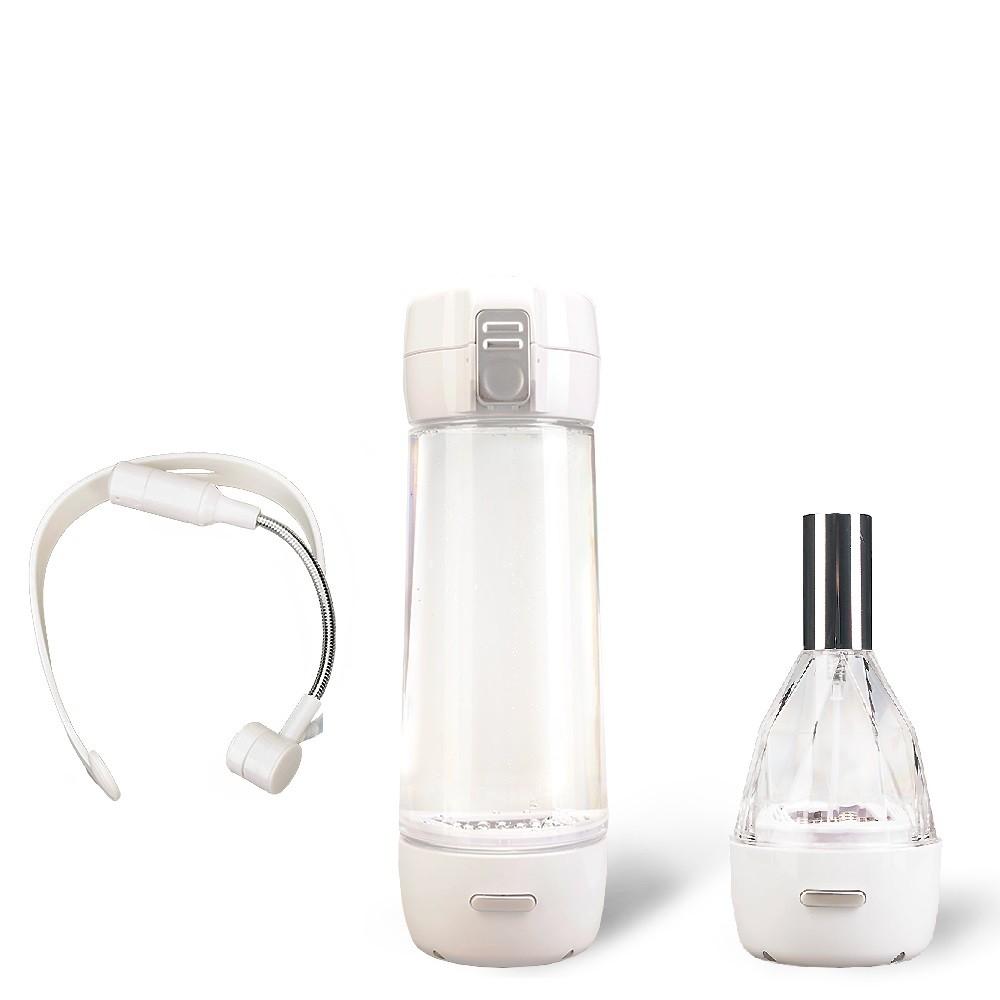 Новинка! Спортивная бутылка 3в1 - генератор/ингалятор/спрей водорода H2Day Sport Bottle 3in1