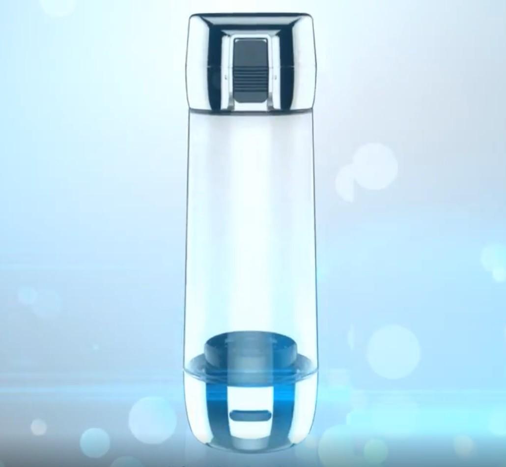 Новинка! Генератор водорода H2Day HydroGO Chrome Sport Bottle