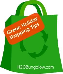 Green Holiday Shopping Tips