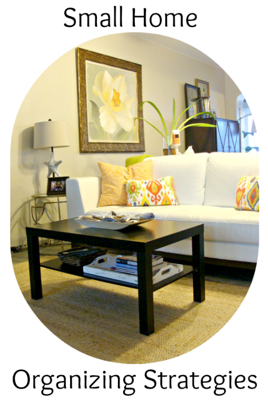 I'll show how to keep a small home clutter free with these simple DIY small home organizing tips. Stay organized in your small home. H2OBungalow