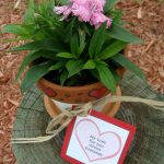 Valentine's Day Planter with Free Printable