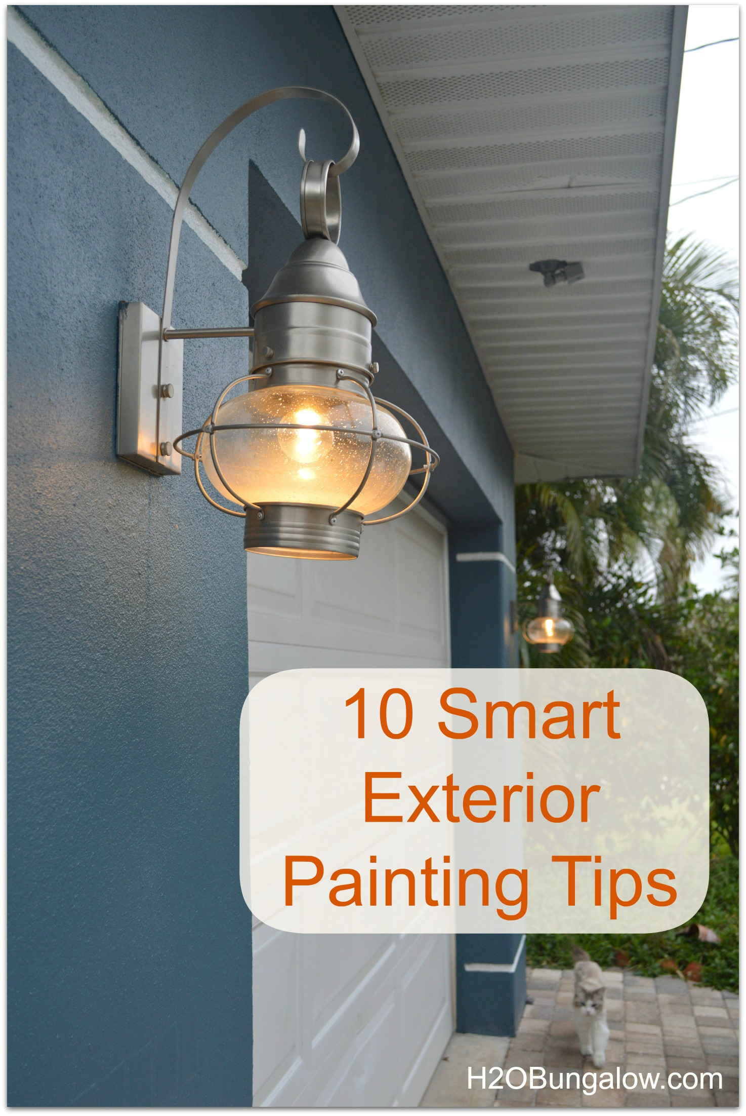 these 10 smart exterior painting tips will save you valuable time and