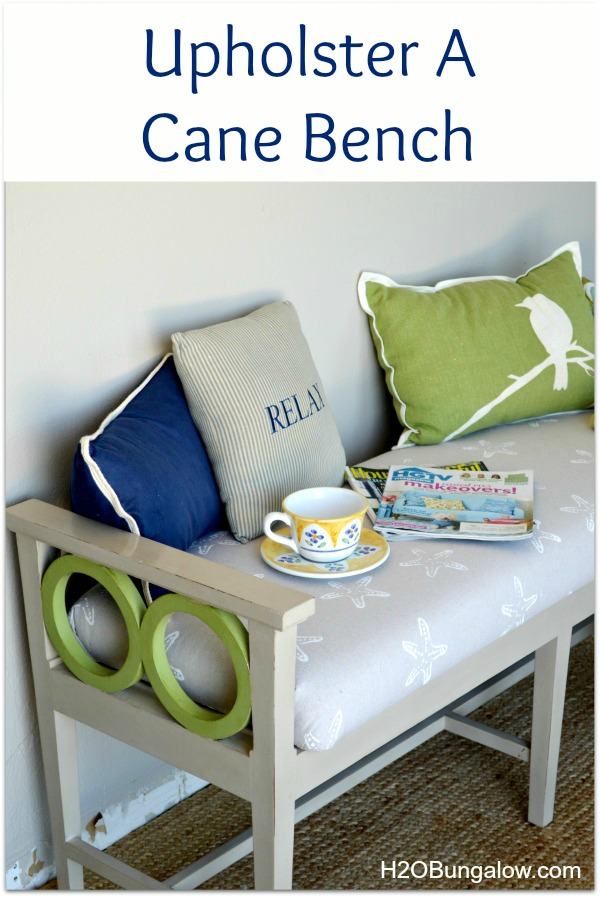 How-To-Upholster-A-Cane-Bench-Seat-H2OBungalow