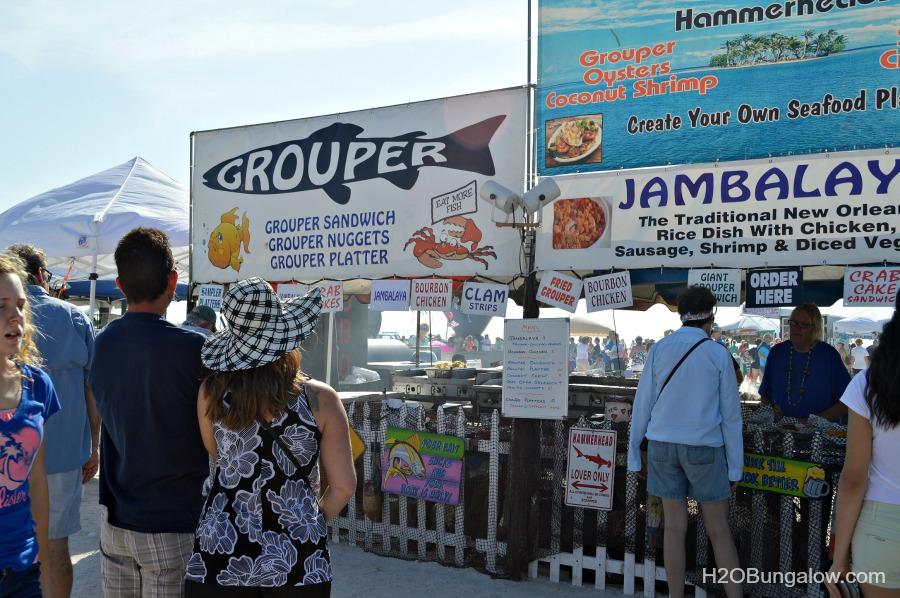 Food-vendors-at-Sanding-Ovations-Treasure-Island-Fl-H2OBungalow