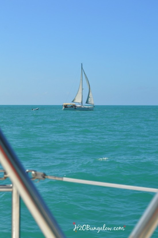 Sailing the Florida Keys-H2OBungalow