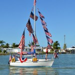 Celebrate Veterans Day with a boat parade honoring Vets for their service H2OBungalow.com