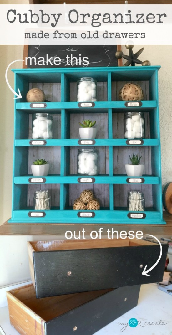 9 ordinary items repurposed in fabulous ways that have better uses than they had originally! You won't look at these items in the same way again.