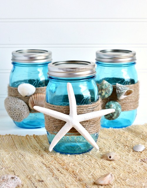 22 Creative DIY Seashell Projects You Can Make H20Bungalow