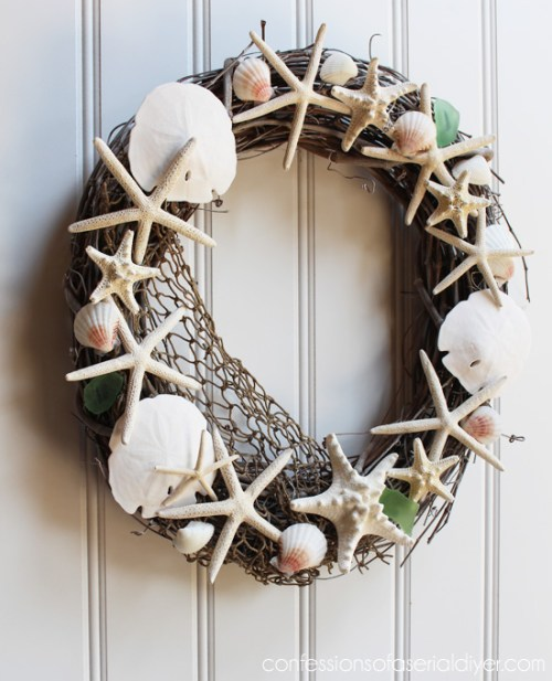 Seashell Outdoor Projects