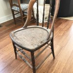 Cowhide Chair Makeover Tutorial H2obungalow