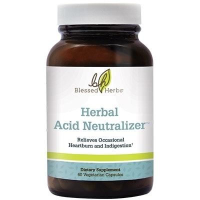Acid Base Neutralizer to get instant heartburn relief and indigestion treatment