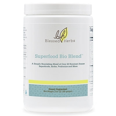 Superfood Bio Blend™ Powder