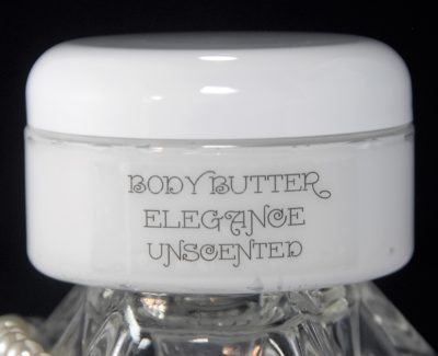 Unscented Body Butter for normal , sensitive and dry skin
