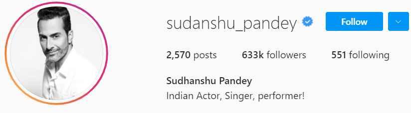 Biography of Sudhanshu Pandey