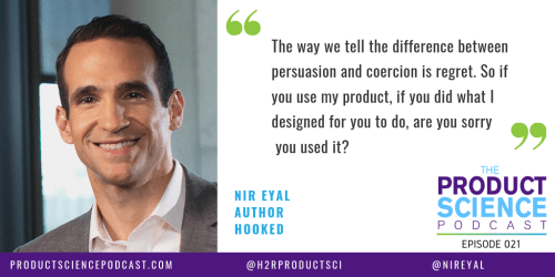 The Nir Eyal Hypothesis: Products That Create Desirable Habits Win in the Long Game