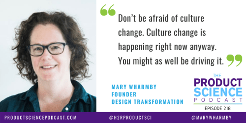 The Mary Wharmby Hypothesis: Transformation in Large Organizations Starts with Creating a Common Language of Innovation