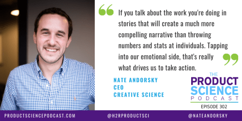 The Nate Andorsky Hypothesis: Understanding Human Behavior Will Improve Your Product Decisions
