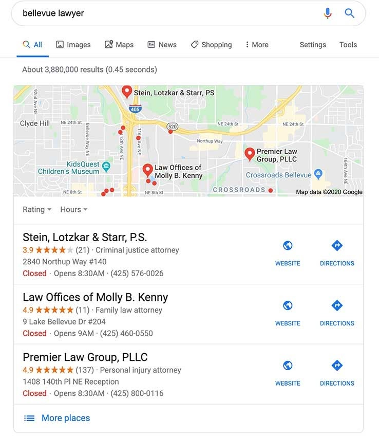 Marketing Google Maps