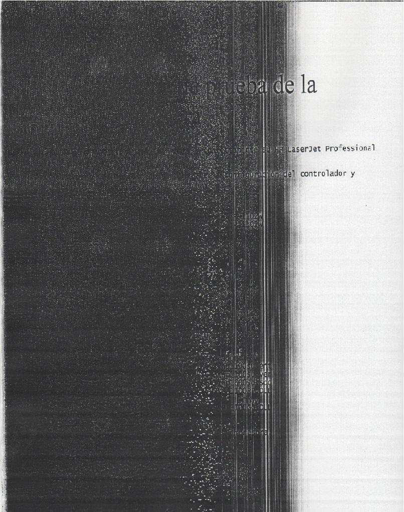 Mi Impresora Hp Laserjet P1102w Imprime Toda La Ho