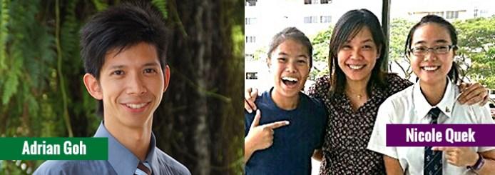 Learning While Leading - Adrian Goh & Nicole Quek