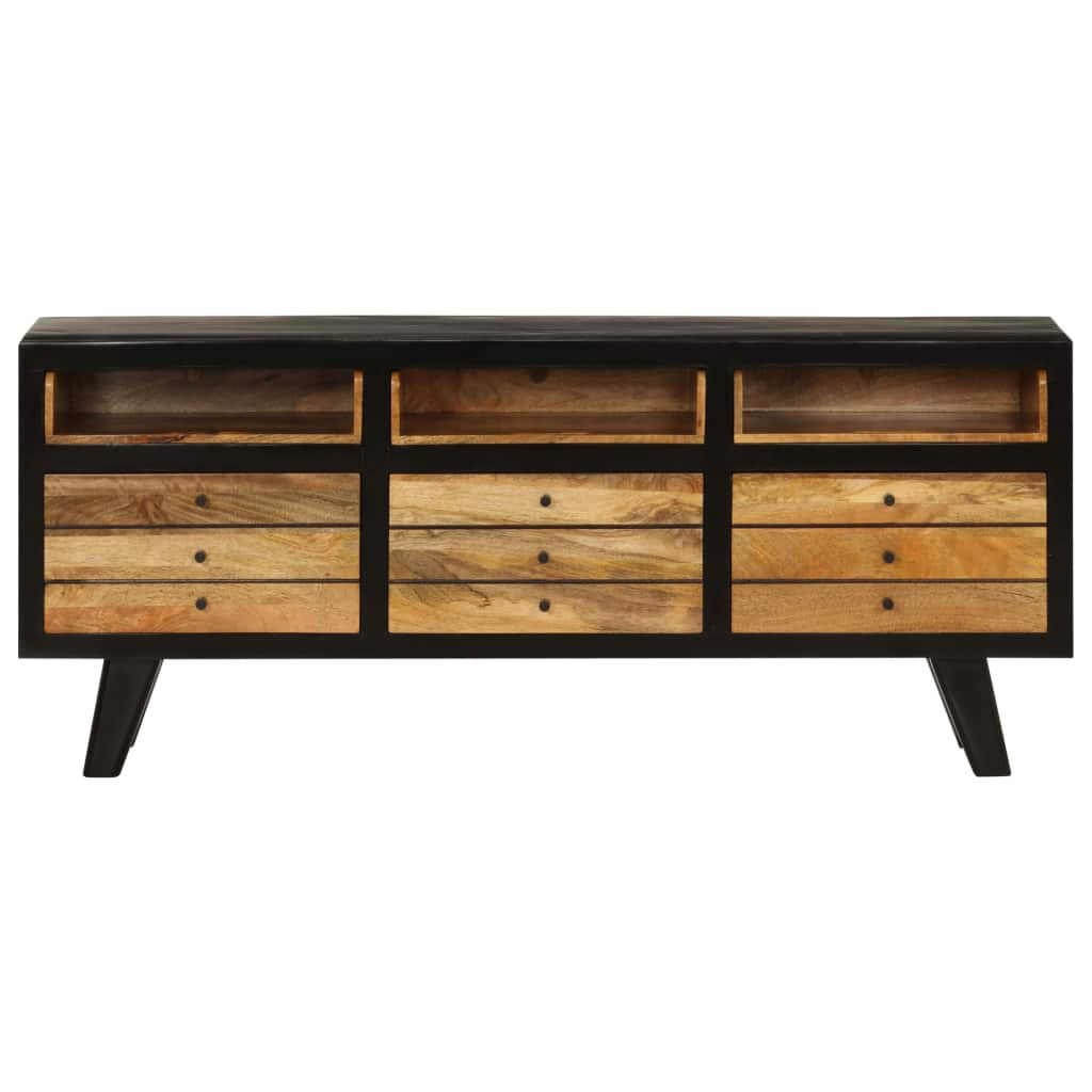 Sideboard Modern H4home Mid Century Modern Tv Stand Vintage Retro Handmade Solid Wood Sideboard | H4home Furnitures