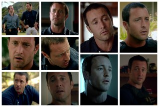 Besides the emo faces, Steve gave us great faaaaaces of many kinds. I didn't think you should miss these. :)