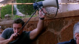 12. The bullhorn will never not be funny