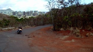 Tantalus Drive, a must do if you're ever on Oahu. It really is beautiful.
