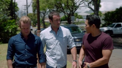 I want Chin and McG to have a gun show. Please!!!