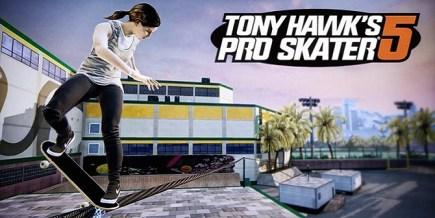 TONY HAWK PRO SKATER 5 informations