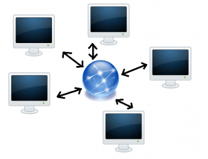 Schéma modèle clustering