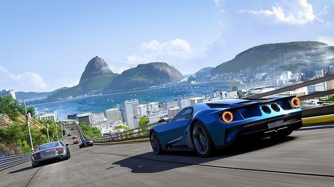 Forza Motorsport 6 Paysage