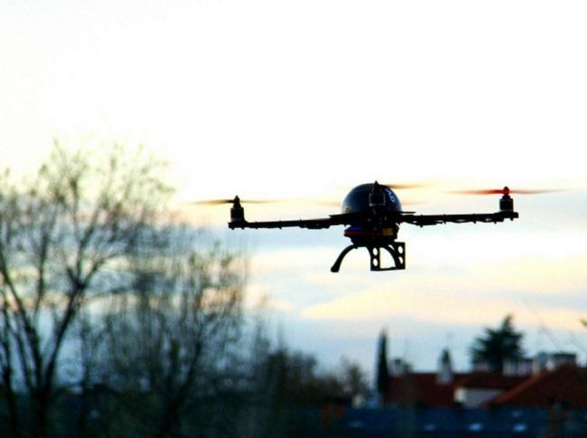 drones gendarmes