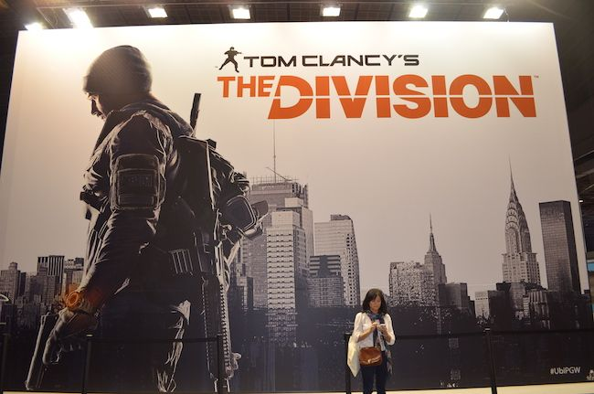 Stand The Division