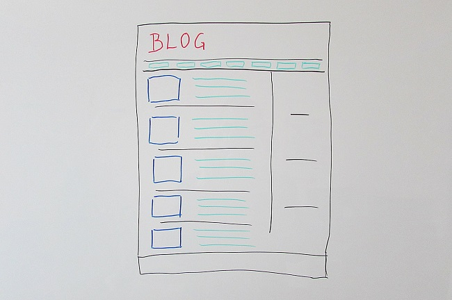 blogging faire une infographie rapidement