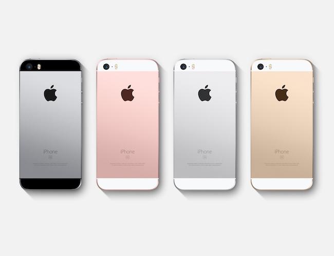 iPhone SE- nouveauté Apple